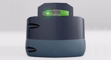 DRC 18 battery indicator