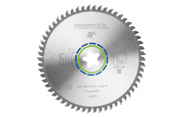 Saw Blade 190 mm x 2.6 mm Fastfix 58 tooth