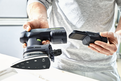 DTSC 400 Cordless Sander Bluetooth 3.1 Ah-I with ACA adapter