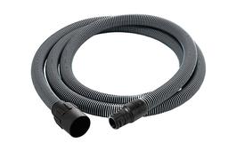 Suction Hose D 27/32mm 3.5m w/ 90deg Angle Adaptor