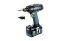 T 18 Cordless Drill/Driver Basic