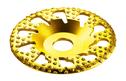 diamond disc DIA UNI-D130 PREMIUM for RG 130, AG 125, RGP 130, AGP 125