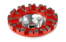 machine/tool head DIA ABRASIVE-RG 150 for RG 150, RGP 150