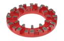 diamond disc DIA ABRASIVE-D150 for grinding head DIA ABRASIVE-D150