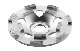 diamond disc DIA HARD-D130-ST for RG 130, AG 125, RGP 130, AGP 125
