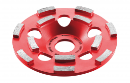 diamond disc DIA ABRASIVE-D130-ST for RG 130, AG 125, RGP 130, AGP 125