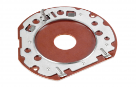 OF 2200 Hard Fibre Base Plate 36mm Hole