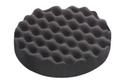 Polishing Sponge 150x20mm Black, very fine honeycombed for RAP 150, RO 150