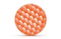 Polishing Sponge orange waffle face