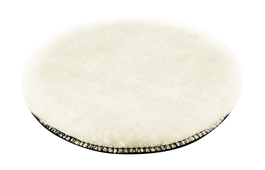 Polishing Sponge White, Premium Sheepskin
