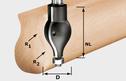 Hand-Rail Cutter HW R20.5/16/D32/57 S12