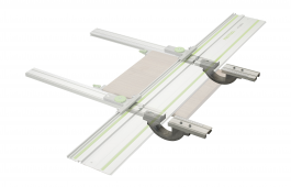 guide rail parallel side template extension for FS/2