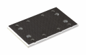 Stickfix Backing Pad 8 Holes 80mm x 130mm for RS 4