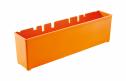 Plastic Container for T-Loc 49mm x 245mm - Orange