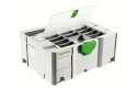 Systainer 2 T-Loc Storage Box with lid compartment