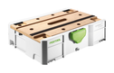 Systainer SYS 1 T-Loc with MFT Timber Lid