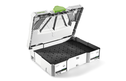 Systainer SYS 1 T-Loc Router Cutter Storage Box