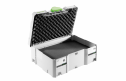 Systainer SYS 2 T-Loc Diced Foam Storage Box