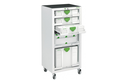 SYS-PORT 5 Drawer Mobile Systainer Storage