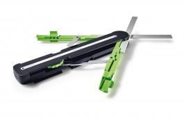 Adjustable angle bevel for angle measurements