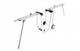 KAPEX Saw Mobile Trolley c/w trimming attachments