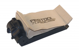 Dust Bag and Plastic Attachment Set