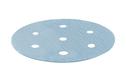 Granat Abrasive Disc 77mm 6 Hole P150
