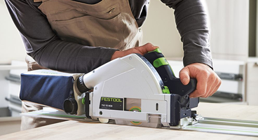 TSC 55 160mm cordless plunge cut saw