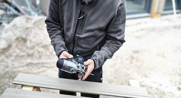 PSC 420 CARVEX Cordless Barrel Grip Jigsaw