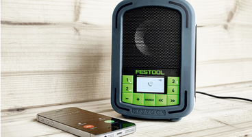 SYSRock Worksite Radio