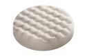 Polishing Sponge Waffle White