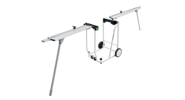 KS 60 Mobile Trolley with Trimming Attachments