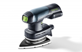 DTSC 400 Cordless Iron Head Orbital Sander