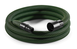 Smooth Anti Static Suction Hose D 27 mm L 3.5 m