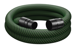 Smooth Anti Static Suction Hose D 36 mm L 3.5 m