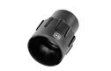Antistatic Plug-it Hose Rotating Adapter 27 mm