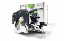 Festool HKC 55 cordless portable circular saw and systainer.