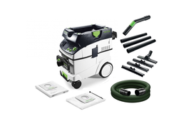 CTL 36 HD AutoClean Concrete Dust Extractor