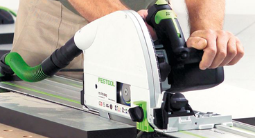 Festool - TS 75 210 mm Plunge Cut Saw Plus FS